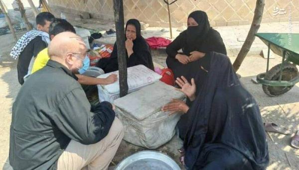سفر قالیباف به خوزستان,اخبار سیاسی,خبرهای سیاسی,مجلس