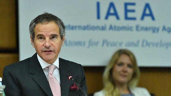 رافائل گروسی مدیر کل آژانس,اخبار سیاسی,خبرهای سیاسی,سیاست خارجی