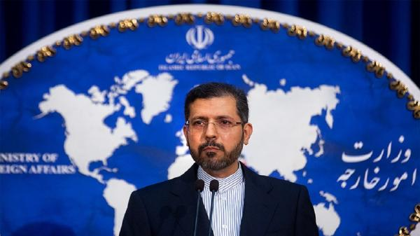 سخنگوی وزارت خارجه: اگر کسی بخواهد پای خود را از گلیم خود بیرون بگذارد واکنش ما سخت خواهد بود
