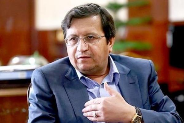 عبدالناصر همتی، رییس کل بانک مرکزی