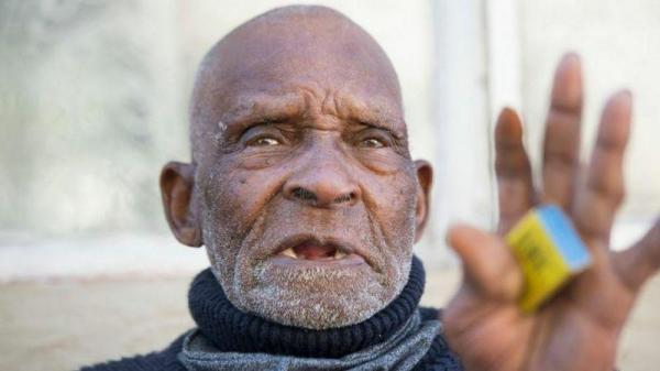 پیرترین مرد جهان,اخبار جالب,خبرهای جالب,خواندنی ها و دیدنی ها
