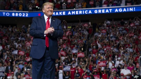 میزان مقبولیت دونالد ترامپ رئیس جمهوری ایالات متحده در میان مردم,اخبار سیاسی,خبرهای سیاسی,اخبار بین الملل
