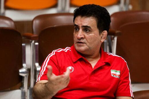 محمد بنا استعفا کرد,اخبار ورزشی,خبرهای ورزشی,کشتی و وزنه برداری