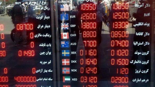 دولت از بالا بودن قیمت ارز سود میکند/ تقاضای روزانه اسکناس دلار چقدر است؟