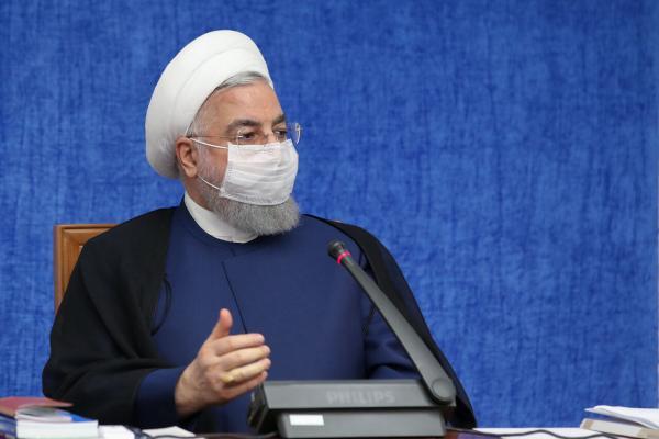 روحانی: نباید آموزش چند ماه تعطیل شود/ فضای بورس را برای مردم آماده کردیم