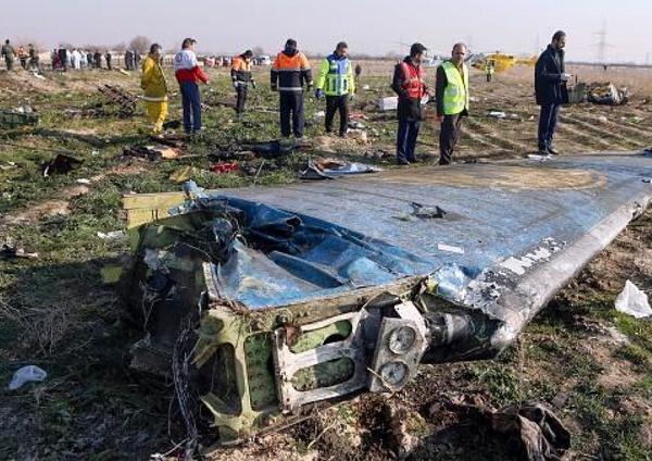 نتایج بازخوانی جعبه سیاه هواپیمای اوکراینی: سرنشینان هواپیما در انفجار موشک اول در سلامت بودند