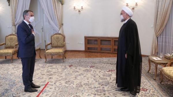 روحانی: هر روزی که آمریکا به برجام متعهد باشد، راه برای او باز است