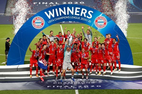 بایرن قهرمان لیگ قهرمانان اروپا شد/ ششمین قهرمانی تاریخ برای باواریاییها