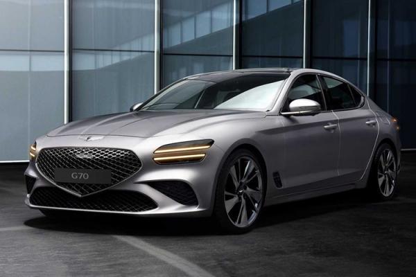 جنسیس G70 مدل 2022,اخبار خودرو,خبرهای خودرو,مقایسه خودرو