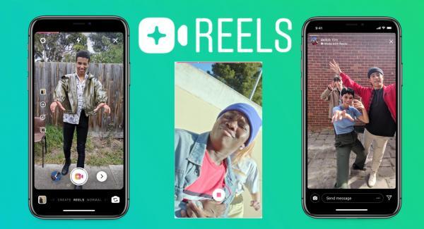 ویژگی Reels در اینستاگرام,اخبار دیجیتال,خبرهای دیجیتال,شبکه های اجتماعی و اپلیکیشن ها