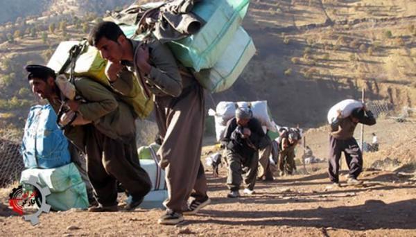 درگیری ماموران با کولبران,کار و کارگر,اخبار کار و کارگر,حوادث کار