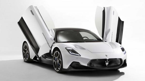 سوپراسپرت مدرن MC20 مازراتی,اخبار خودرو,خبرهای خودرو,مقایسه خودرو