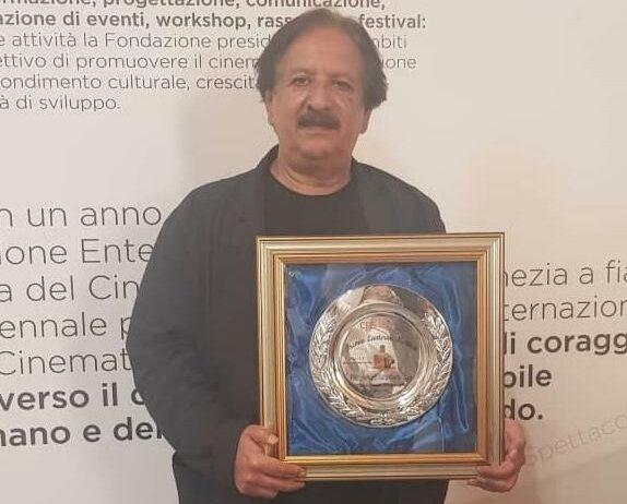 جایزه فیلم خورشید در جشنواره ونیز,اخبار هنرمندان,خبرهای هنرمندان,جشنواره