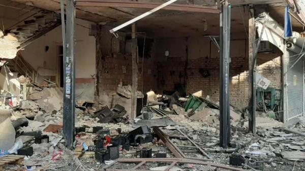 انفجار در نسیمشهر,اخبار حوادث,خبرهای حوادث,حوادث امروز