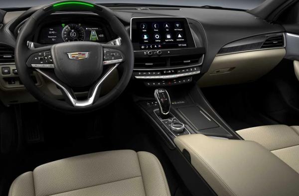 سدانهای کادیلاک CT4 و CT5 مدل 2021,اخبار خودرو,خبرهای خودرو,مقایسه خودرو