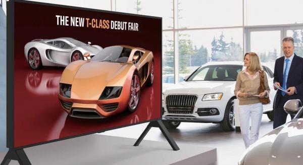 نمایشگر 120 اینچ 8K شارپ,اخبار دیجیتال,خبرهای دیجیتال,لپ تاپ و کامپیوتر