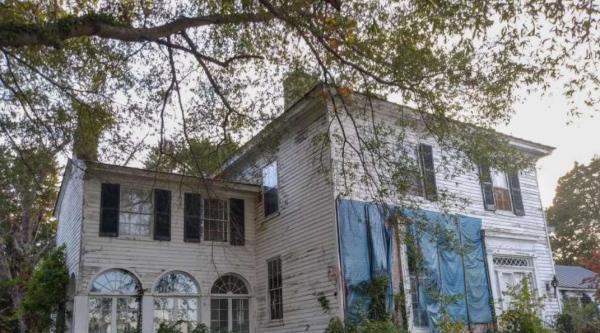 خانه وحشت در ویرجینیا,اخبار جالب,خبرهای جالب,خواندنی ها و دیدنی ها