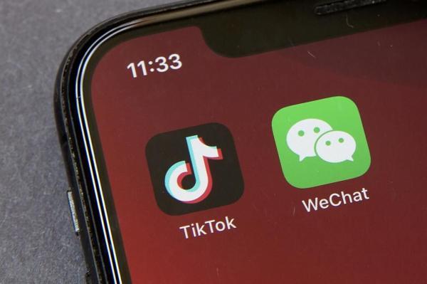 ممنوعیت وی چت و تیک تاک در آمریکا,اخبار دیجیتال,خبرهای دیجیتال,شبکه های اجتماعی و اپلیکیشن ها