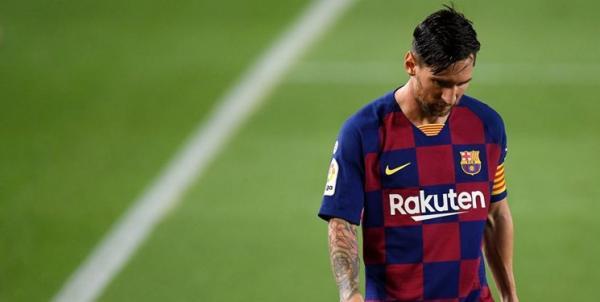 جدایی مسی از بارسلونا,اخبار فوتبال,خبرهای فوتبال,نقل و انتقالات فوتبال