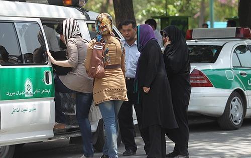 اجرای طرح برخورد با بدحجابی,اخبار اجتماعی,خبرهای اجتماعی,حقوقی انتظامی