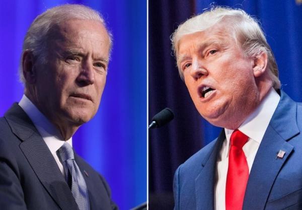 جو بایدن و ترامپ,اخبار سیاسی,خبرهای سیاسی,اخبار بین الملل