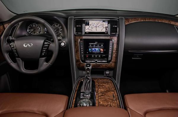شاسیبلند لوکس اینفینیتی QX80 مدل ۲۰۲۱,اخبار خودرو,خبرهای خودرو,مقایسه خودرو