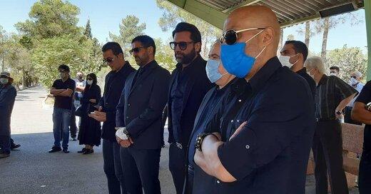 مراسم تدفین سرژیک تیموریان,اخبار فوتبال,خبرهای فوتبال,اخبار فوتبالیست ها