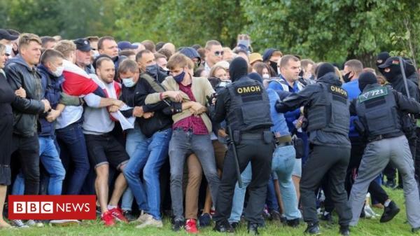 اعتراضات بلاروس,اخبار سیاسی,خبرهای سیاسی,اخبار بین الملل