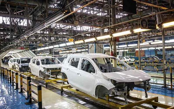 تولیدخودرو,اخبار خودرو,خبرهای خودرو,بازار خودرو