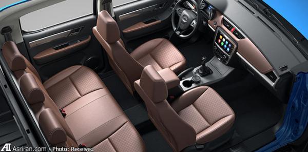 پیکاپ T8,اخبار خودرو,خبرهای خودرو,مقایسه خودرو