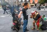 دعا علیه ویروس کرونا در شهر مکزیکوسیتی,اخبار جالب,خبرهای جالب,خواندنی ها و دیدنی ها