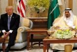 گفتگوی تلفنی ملک سلمان با ترامپ,اخبار سیاسی,خبرهای سیاسی,خاورمیانه