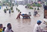 سیل در پاکستان,اخبار حوادث,خبرهای حوادث,حوادث طبیعی