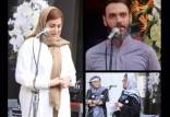 برگزاری مراسم چهلمین روز درگذشت ماهچهره خلیلی,اخبار هنرمندان,خبرهای هنرمندان,اخبار بازیگران