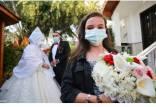 مراسم عروسی درنوارغزه,اخبار جالب,خبرهای جالب,خواندنی ها و دیدنی ها