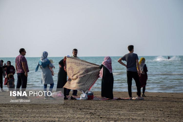تصاویر هجوم مسافران به مازندران در وضعیت قرمز کرونا,عکس های مسافران در شمال,تصاویر مسافران در شمال در شرایط کرونا