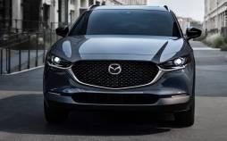 مزدا CX- 30 توربو 2021,اخبار خودرو,خبرهای خودرو,مقایسه خودرو