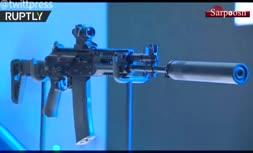 فیلم/ رونمایی کلاشنیکف از جدیدترین اسلحه هوشمند