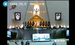 فیلم/ آقای روحانی، کولبران مگر داعشی هستند؟