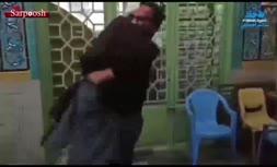 فیلم/ خوشحالی عجیب نماینده برنده در انتخابات مجلس