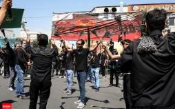 تصاویر عزاداری روز تاسوعا,عکس های روز تاسوعا 99,تصاویر عزاداری تاسوعای حسینی سال 99 در تهران