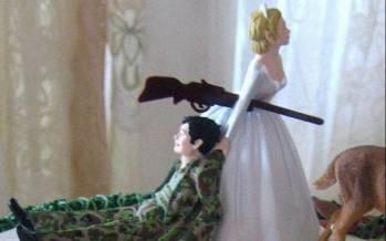 کیک عروسی در آمریکا,اخبار جالب,خبرهای جالب,خواندنی ها و دیدنی ها