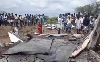انفجار مرگبار در کارخانه ترقهسازی جنوب هند,کار و کارگر,اخبار کار و کارگر,حوادث کار