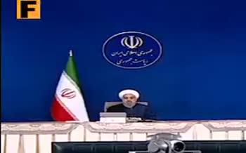فیلم/ روحانی: اعتراف میکنم قیمت مواد غذایی در بازار غیر منصفانه است!