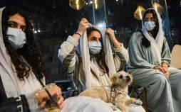 تصاویر افتتاح اولین کافی شاپ ورود با سگ در عربستان,عکس های کافی شاپ ورود با سگ در عربستان،تصاویر کافی شاپ های عربستان