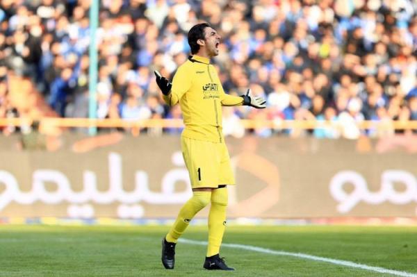 رحمتی از دروازهبانی خداحافظی کرد,اخبار فوتبال,خبرهای فوتبال,اخبار فوتبالیست ها