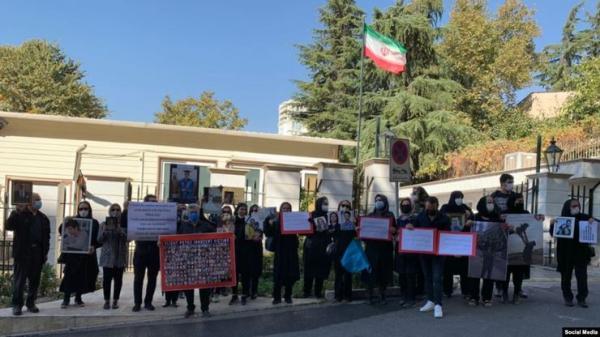 تجمع بازماندگان هواپیمای اوکراینی,اخبار سیاسی,خبرهای سیاسی,اخبار سیاسی ایران