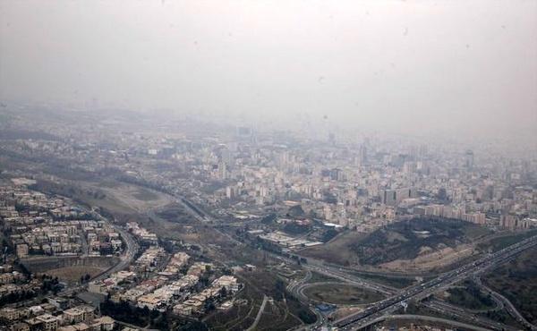آلودگی هوای تهران,اخبار اجتماعی,خبرهای اجتماعی,شهر و روستا