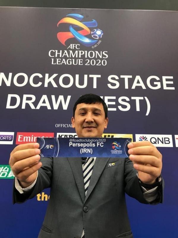 قرعه کشی مرحله یک چهارم نهایی لیگ قهرمانان آسیا,اخبار فوتبال,خبرهای فوتبال,لیگ قهرمانان و جام ملت ها