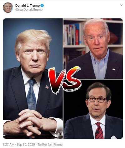 انتخابات ریاست جمهوری 2020 آمریکا,اخبار سیاسی,خبرهای سیاسی,اخبار بین الملل